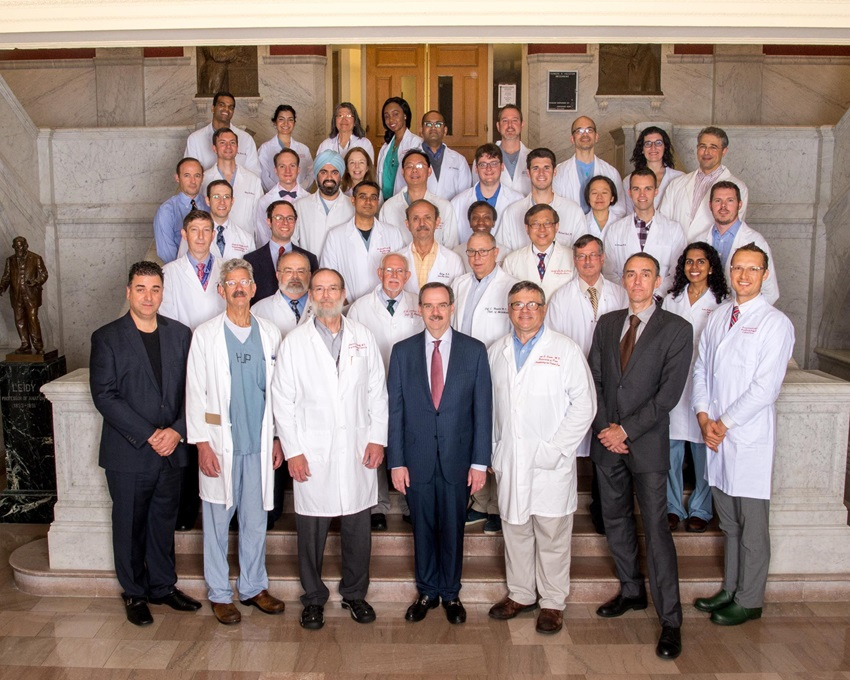 Penn Anesthesia and Critical Care Faculty
