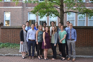 Infectious Diseases 2017 Fellows group
