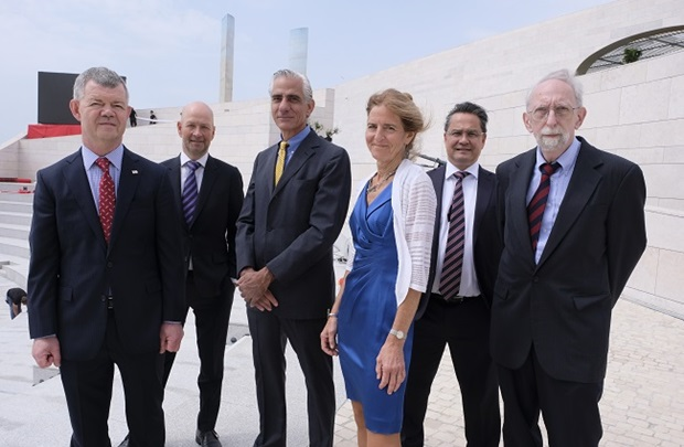 Recipients of the 2018 Antonio Champalimaud Vision Award