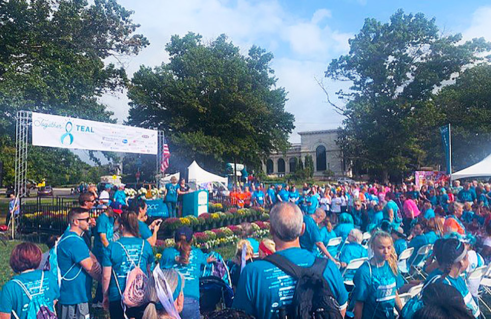 National Ovarian Cancer Coalition Philadelphia Run/Walk Image