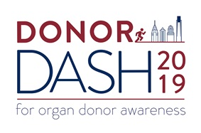 Team Penn Medicine Donor Dash for Organ Donor Awareness 2019 logo
