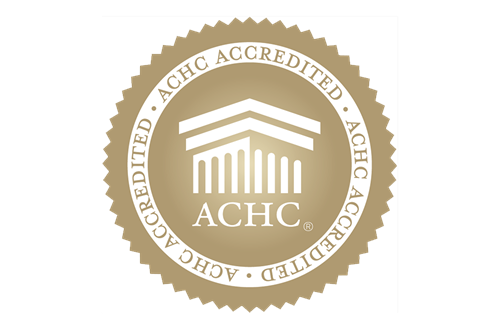 ACHC Seal of Accreditation
