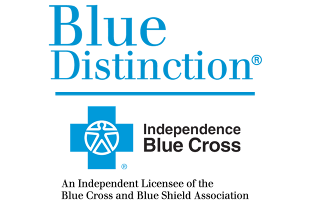 Blue Distinction award
