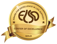 ELSO CoE Gold Badge