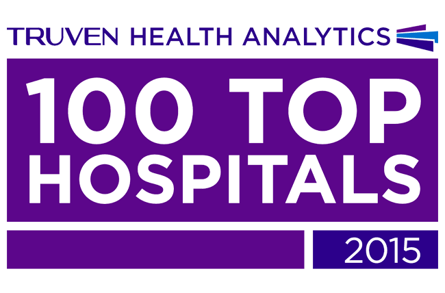 Truven Health Analytics 100 Top Hospitals