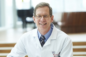 Dr. Robert Vonderheide, Abramson Cancer Center Director