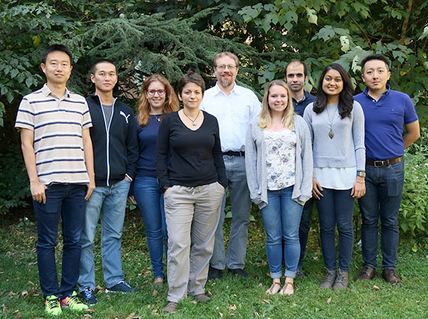 CBIG Lab - Group Photo 2017