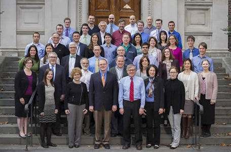 Photo of the Infectious Disease Faculty
