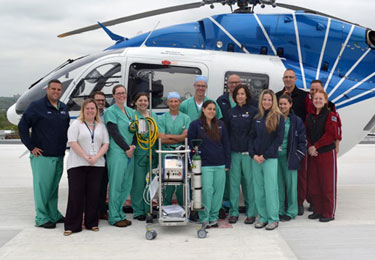 Penn Lung Rescue Team