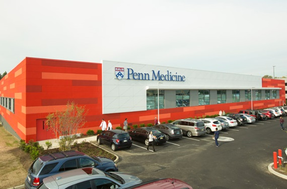 Penn Medicine Cherry Hill exterior photo