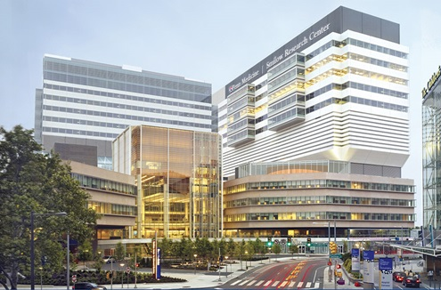 Photo of the Perelman Center for Advanced Medicine