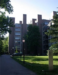 Richards Laboratory Building at UPenn
