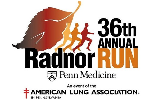 Logo for 36th Annual Radnor Run