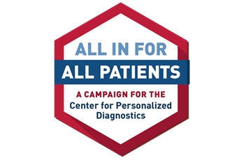 All In For All Patients logo