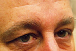 Male Eyebrow example 1 after