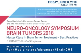 Penn Neuro-Oncology Symposium CME event banner