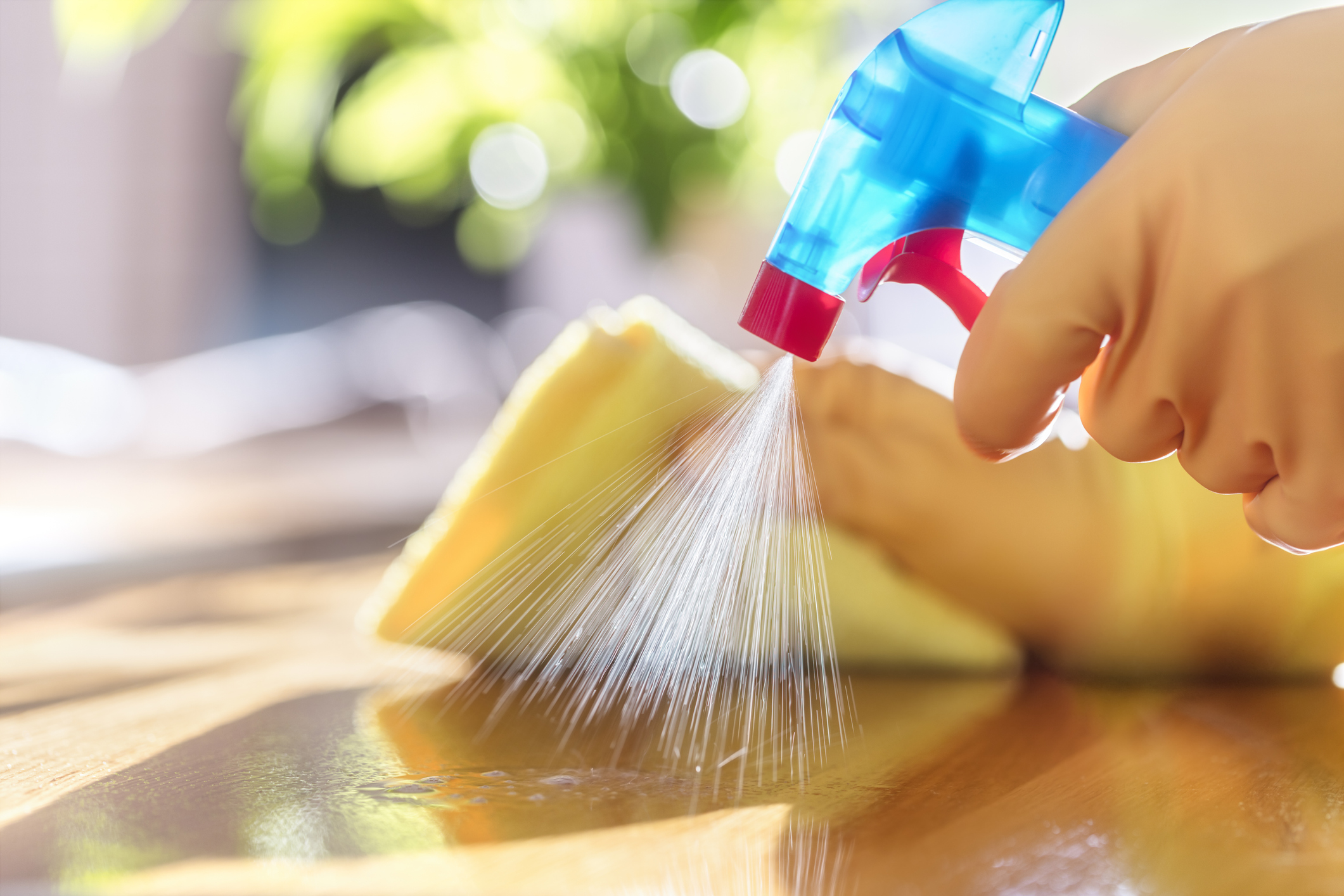 How to Clean and Disinfect Your Home Against COVID-19