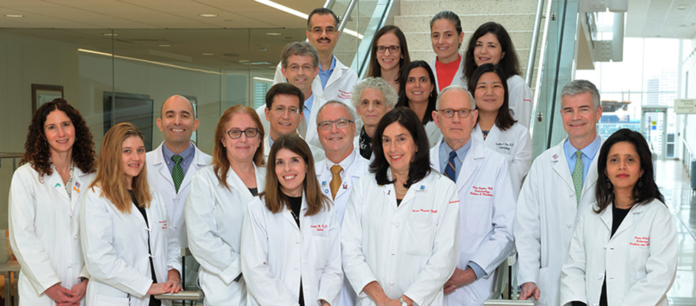 The faculty of the Penn Division of Endocrinology, Diabetes and Metabolism