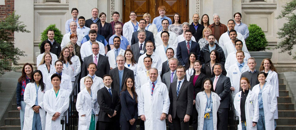 Photo of the Penn Neurosurgery Department, 2016