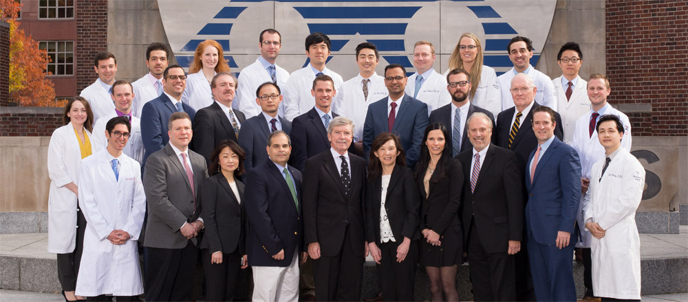 Faculty of the Department of Oral and Maxillofacial Surgery at Penn Medicine
