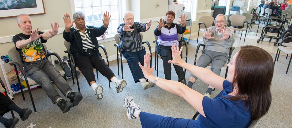 Physical rehabilitation group