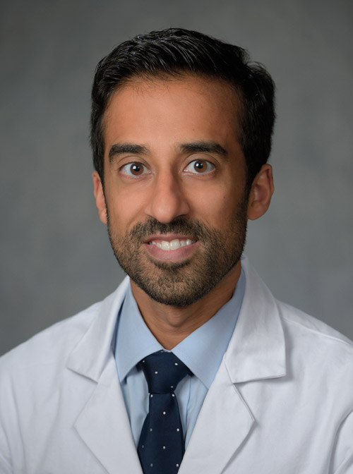 Nitin Ahuja, MD, MS