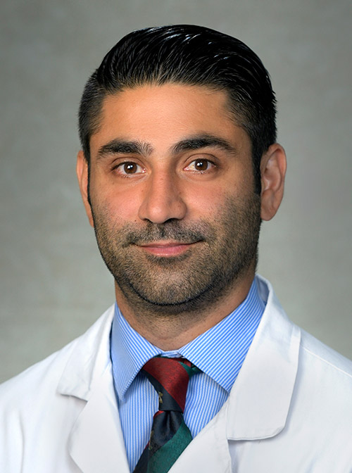 Behdad David Besharatian, MD