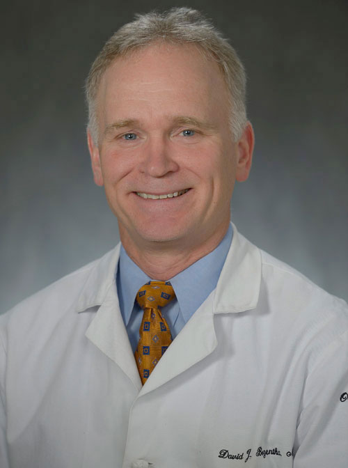 David J. Bozentka, MD