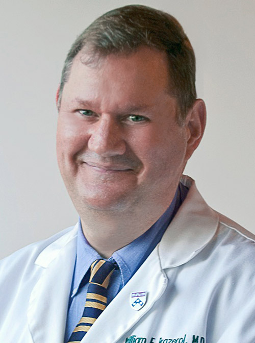 William F. Brazerol, MD
