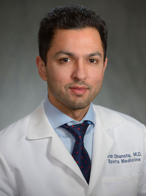 Arsh S. Dhanota, MD, CAQSM