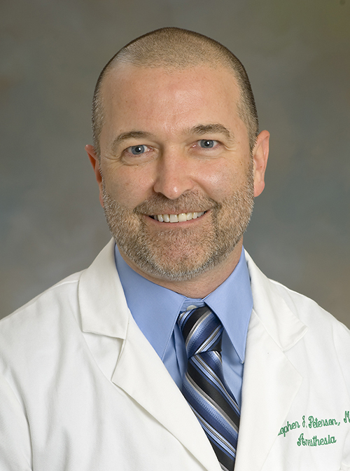Christopher J. Peterson, MD