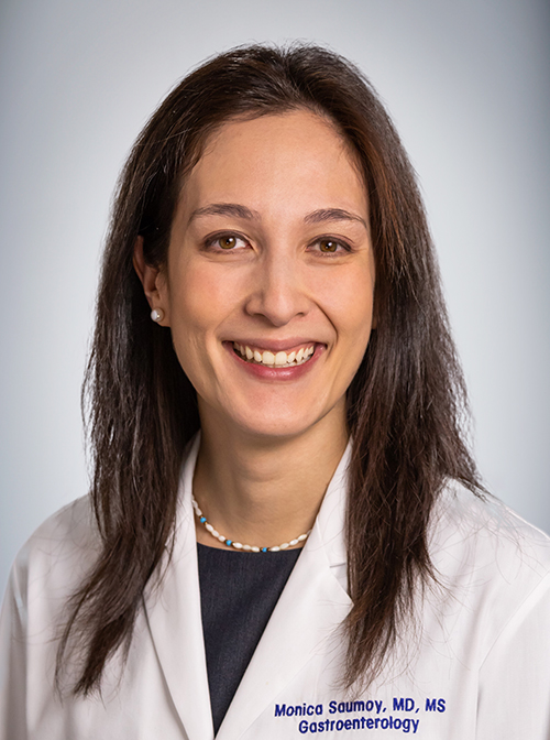 Monica Saumoy, MD, MS